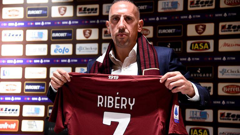 Getty: Franck Ribery