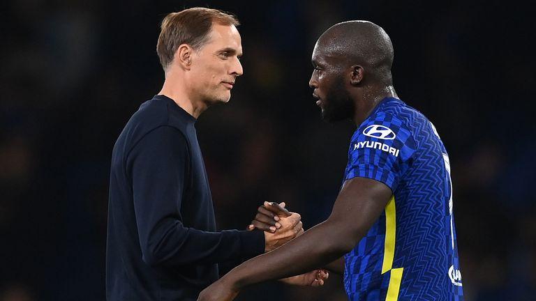 Romelu Lukaku was Chelsea's match winner against Zenit on Tuesday
