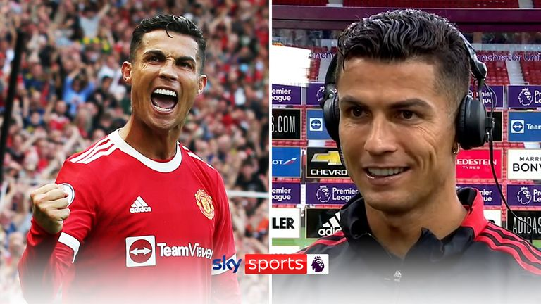 Ronaldo interview
