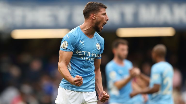 Chelsea 0-1 Man City: Pep Guardiola's team show why they are the men to beat in the Premier League title race | Football News | Sky Sports