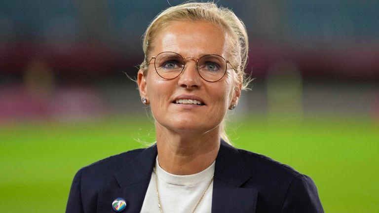Sarina Wiegman (AP)