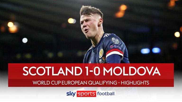 Scotland v Moldova