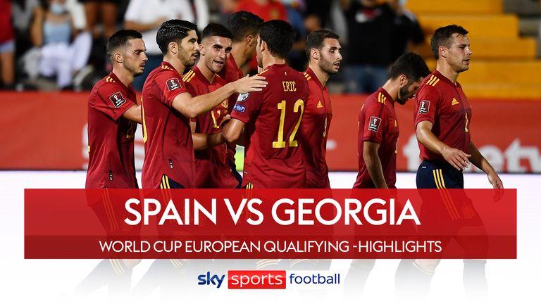 Ισπανία 4-0 Γεωργία