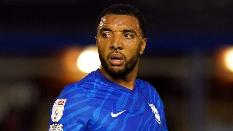 Troy Deeney joined Birmingham City last month
