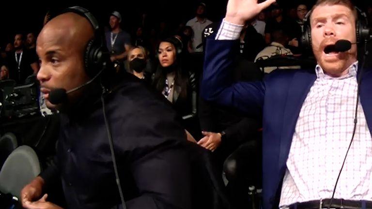 UFC 266 reaction