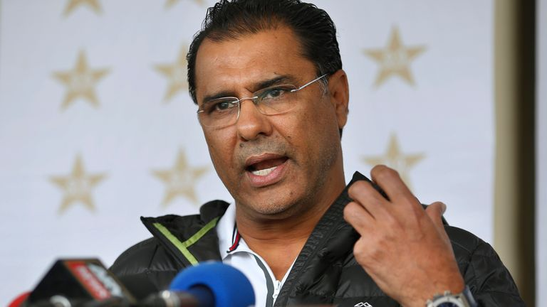 Waqar Younis has also left his role as bowling coach