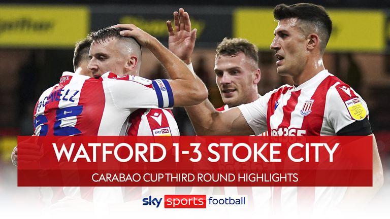 Watford v Stoke
