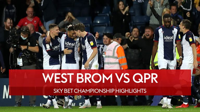 West Brom QPR Highlights
