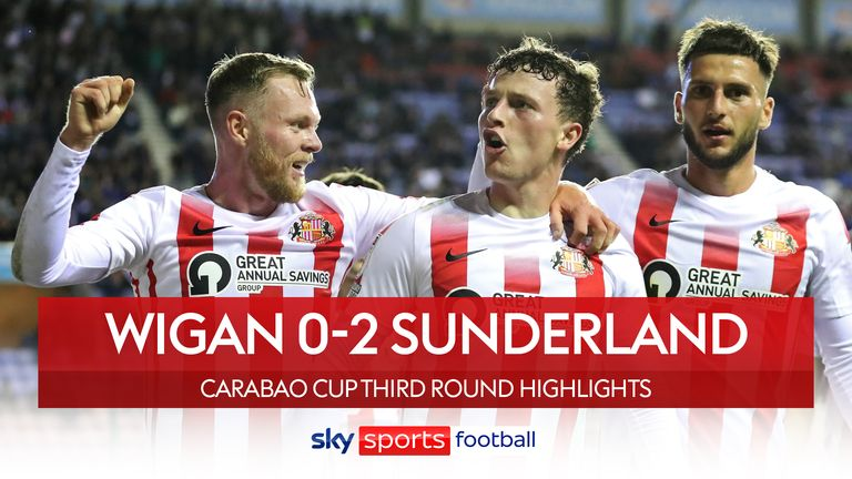 Wigan v Sunderland