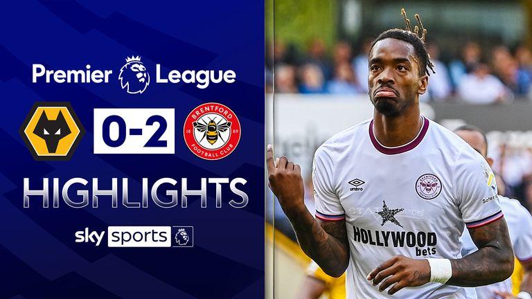 Wolves v Brentford Highlights
