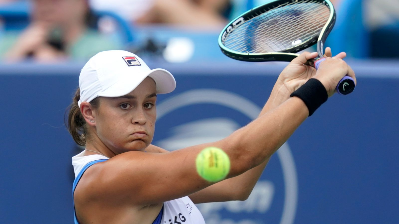 Ashleigh Barty withdraws from WTA finals and ends 2021 season