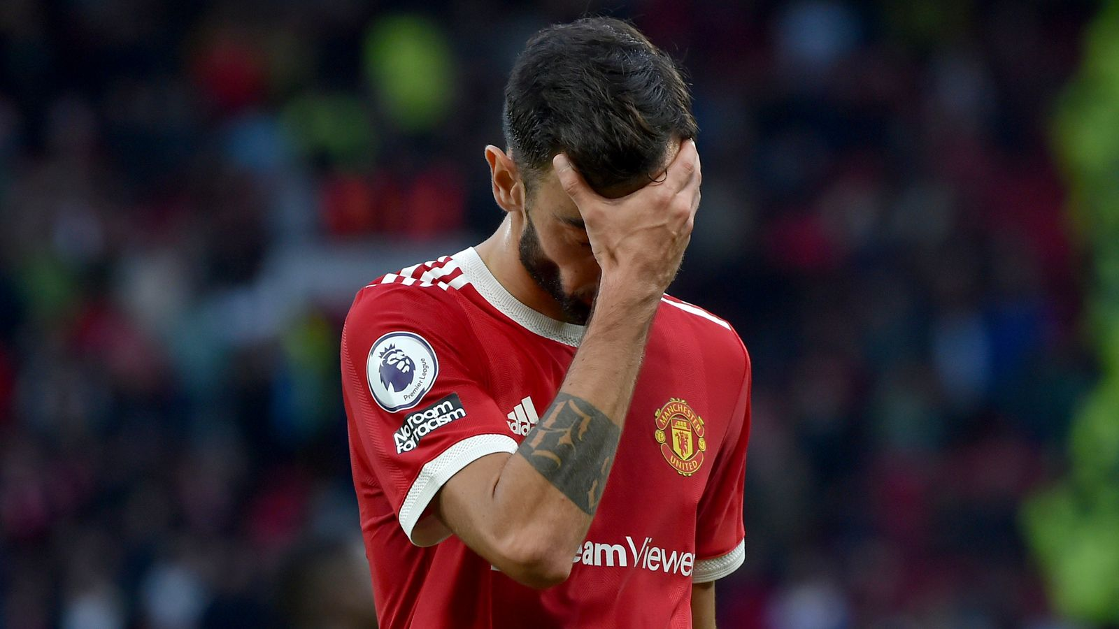 Ole Gunnar Solskjaer has no case for the defence as Man Utd suffer five-goal humiliation against Liverpool