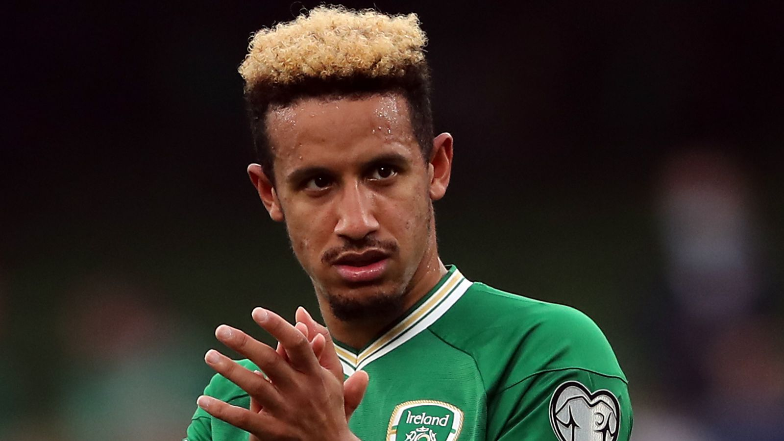 Callum Robinson: Republic of Ireland international speaks on decision not to be vaccinated against Covid-19