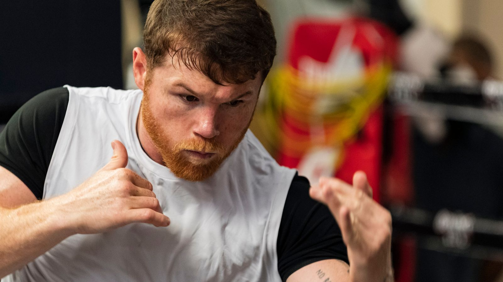 Saul 'Canelo' Alvarez on Caleb Plant before undisputed fight: 'It's the most animosity I've had with an opponent'