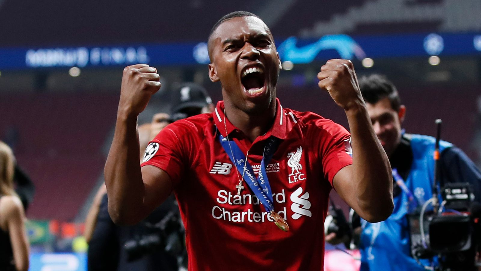Sturridge joins Perth Glory to end 19-month wait for new club thumbnail