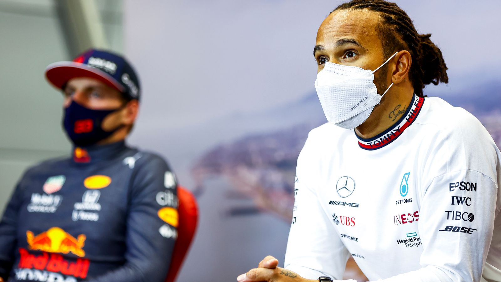 United States GP: Lewis Hamilton, Max Verstappen early Austin flashpoint whets appetite for duel