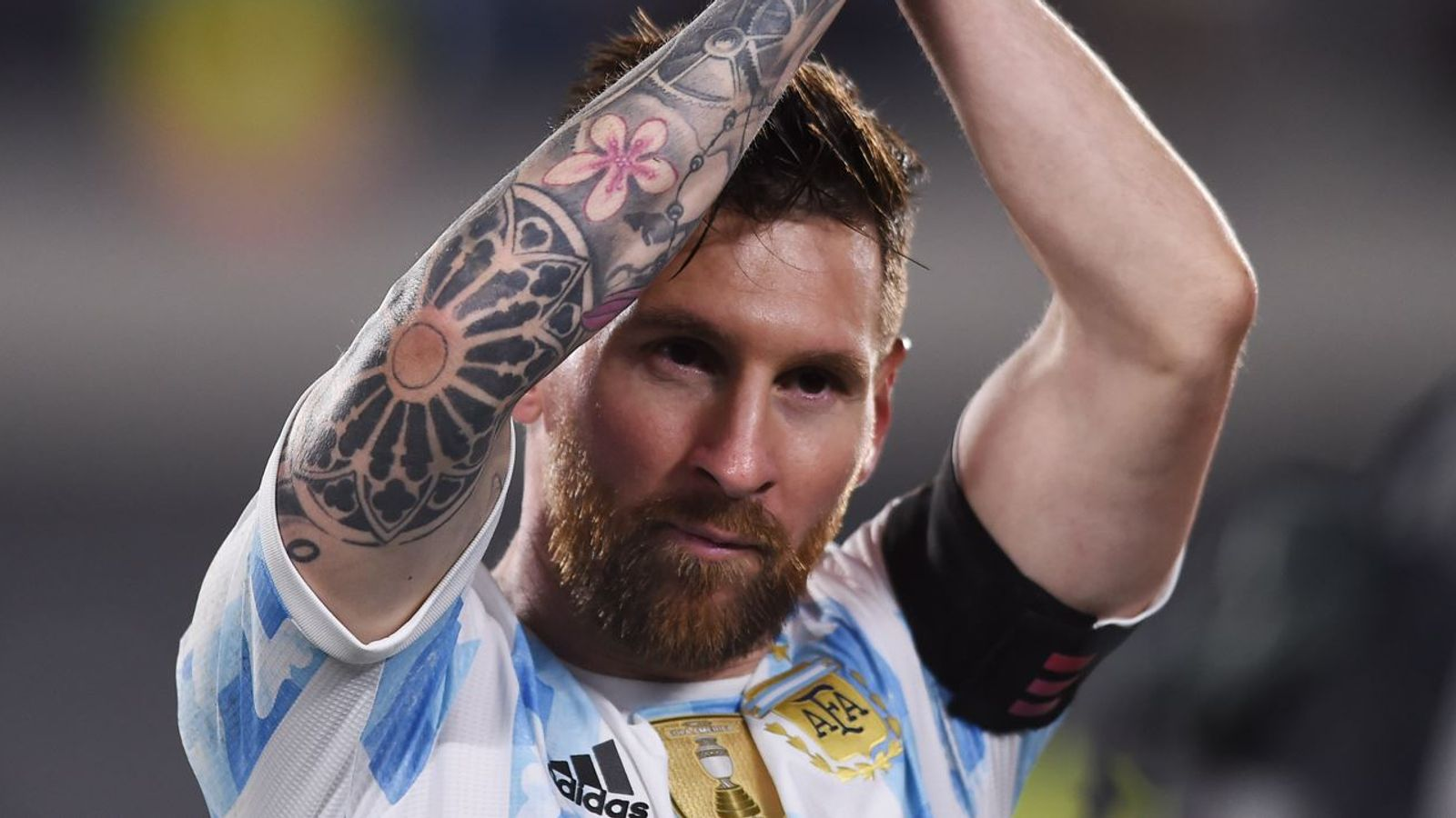 Lionel Messi nets record-breaking goal in Argentina win, Brazil held by Colombia