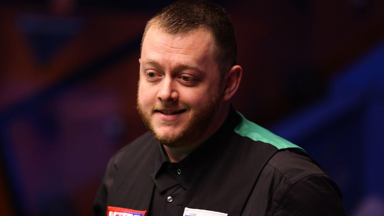 Mark Allen wins maiden Northern Ireland Open title with victory against John Higgins