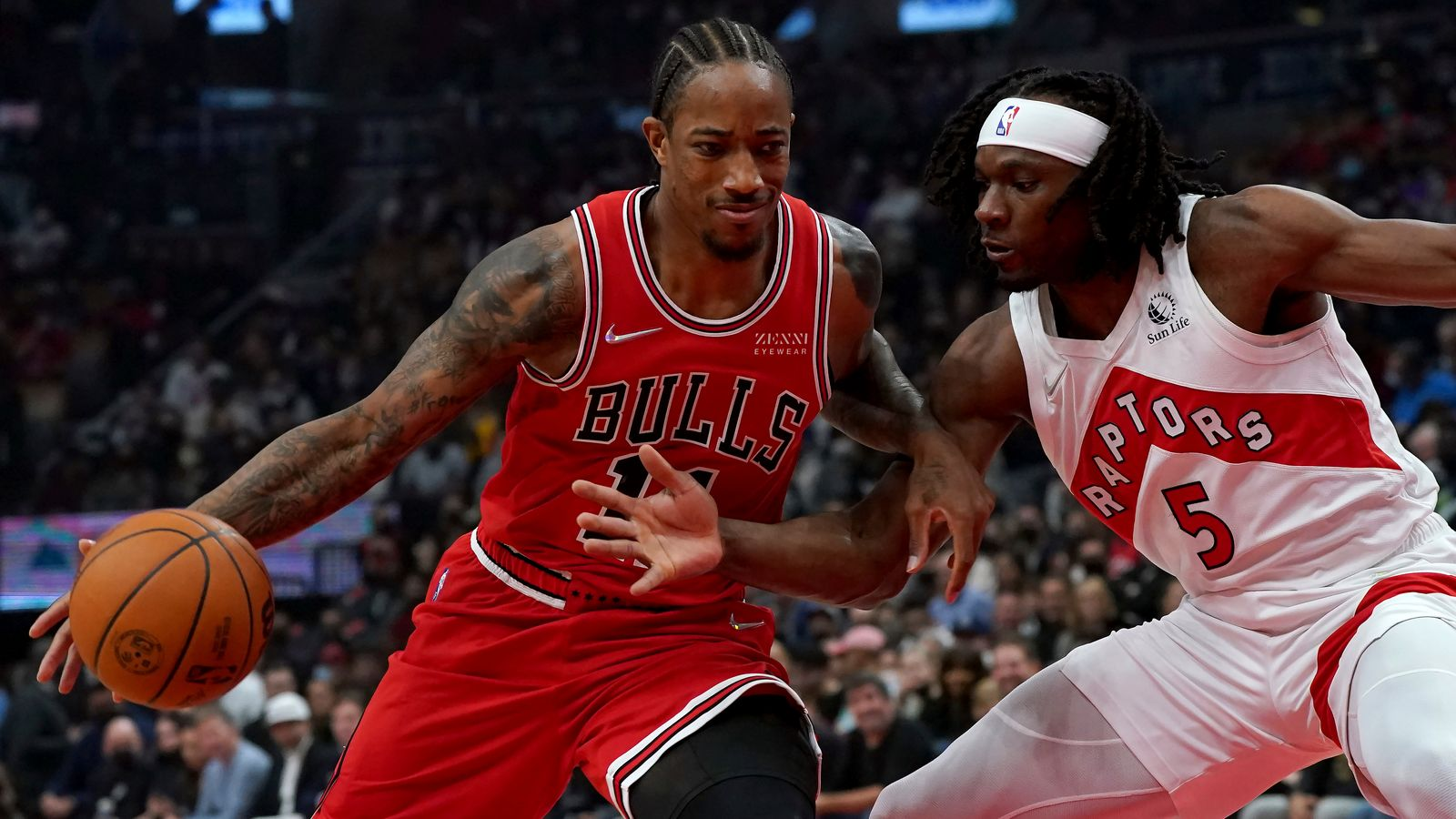 DeMar DeRozan secures best Chicago Bulls start for 25 years with clutch performance against Toronto Raptors