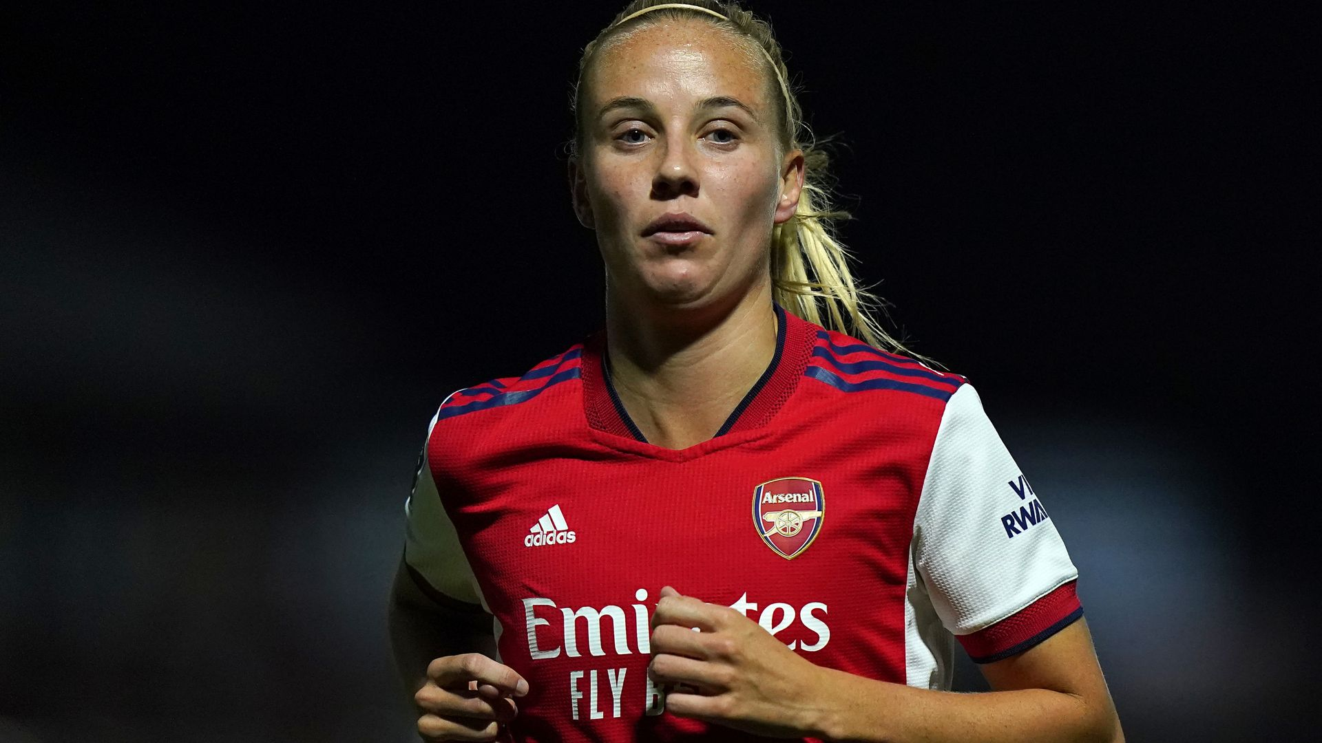 Mead wins WSL Player of the Month award