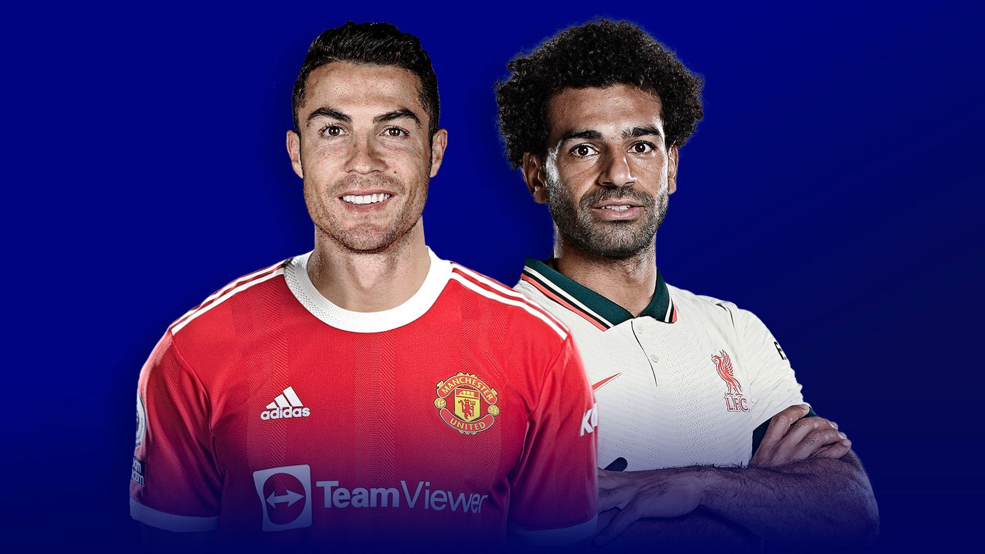 Man Utd vs Liverpool on Sky: Fernandes among doubtful trio