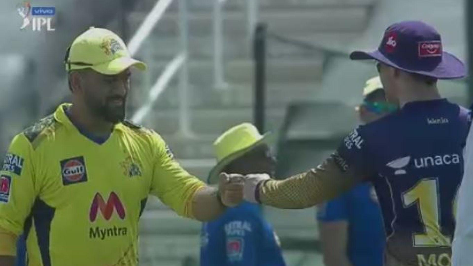 IPL final pits Dhoni's Super Kings against Morgan's Knight Riders