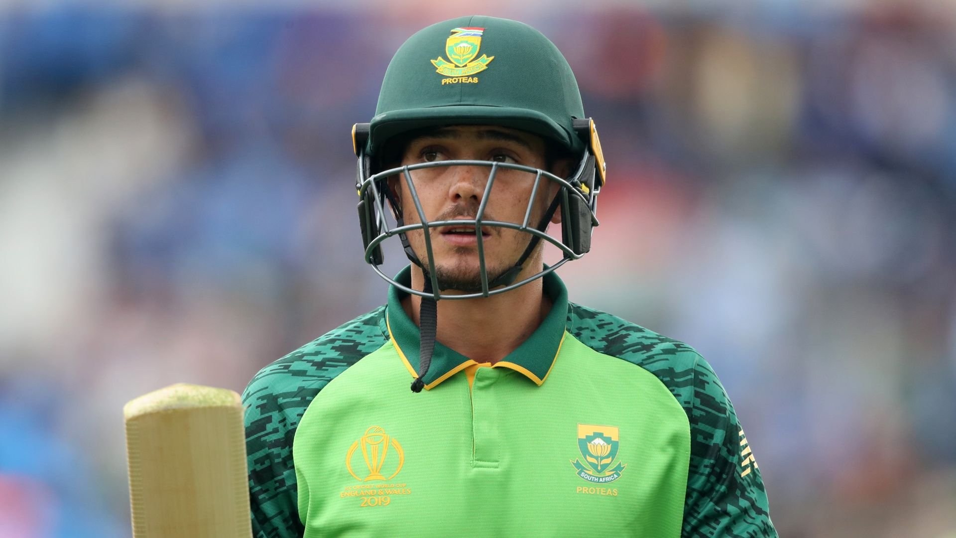 De Kock 'happy' to take a knee and says: I am not a racist