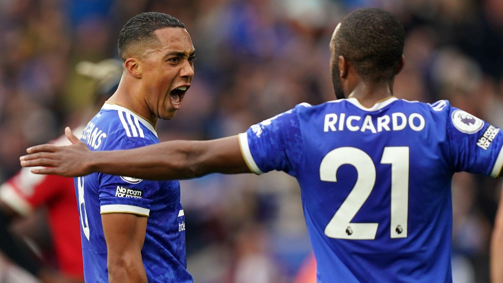 Leicester end Man Utd run in 4-2 thriller - sky sports