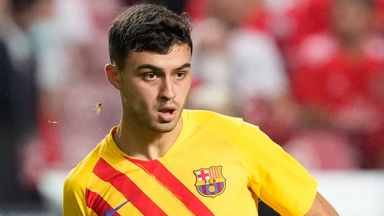 Pedri has committed his long-term future to Barcelona