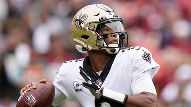 Image from New Orleans Saints @ Seattle Seahawks: Jameis Winston and Geno Smith look to step out from Drew Brees and Russell Wilson's shadows