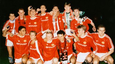 Image from John O'Kane exclusive interview: From Manchester United's Class of '92 to becoming a care worker and loving it