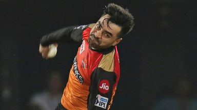 Rashid Khan of Afghanistan could be one of the stars of the tournament