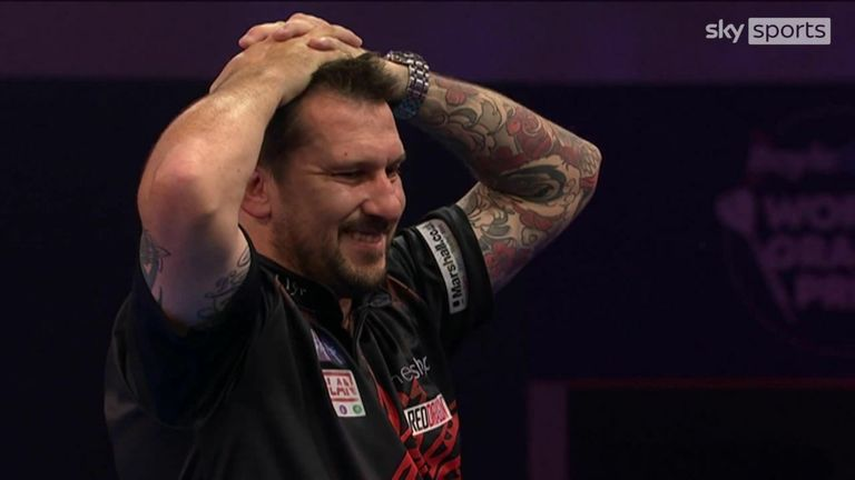 Jonny Clayton triumphed at the World Grand Prix after beating World No.1 Gerwyn Price 5-1