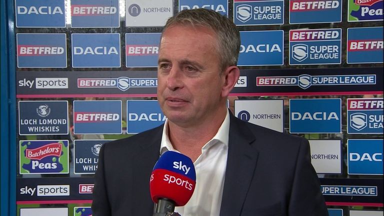 Steve McNamara said it was heartbreaking but a major step forward for Catalans after losing in the Grand Final