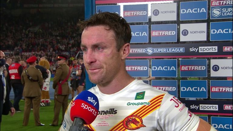 James Maloney says goodbye to the top flight, knowing he can't mentally give enough to the game anymore