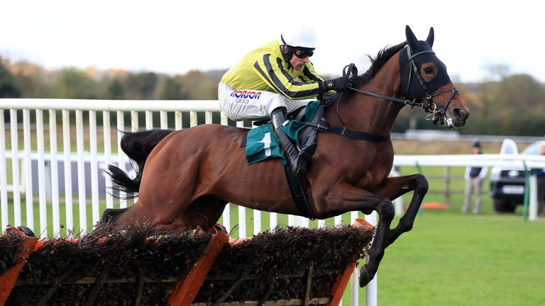 Allmankind could only finish third on seasonal reappearance at Chepstow