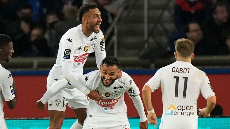 Paris Saint-Germain 2-1 Angers: Kylian Mbappe scores late penalty after controversial VAR decision