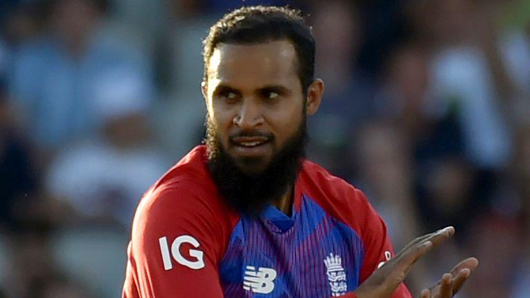 Adil Rashid, England (AP Newsroom)