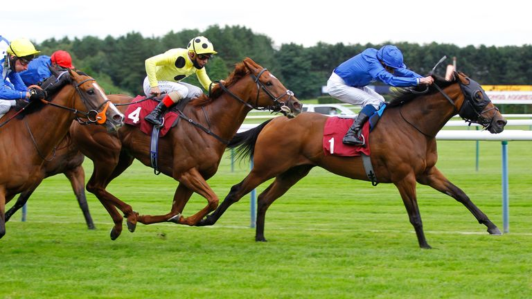 D'Bai coming out on top at Haydock