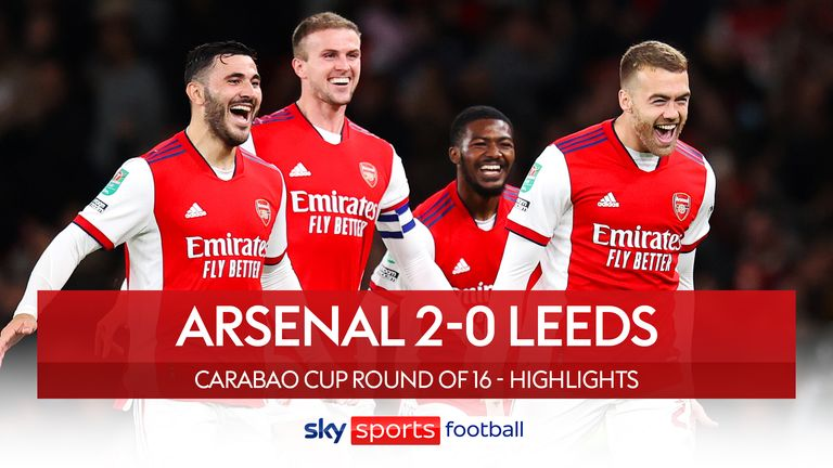 Arsenal 2-0 Leeds
