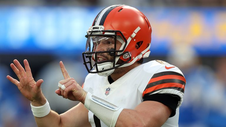 Baker Mayfield and the Cleveland Browns came out on the wrong side of a 47-42 epic against the Chargers in Los Angeles