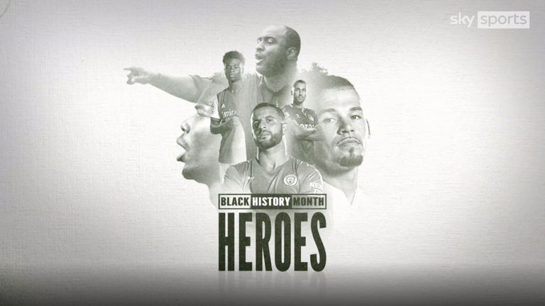 Black History Month - Heroes