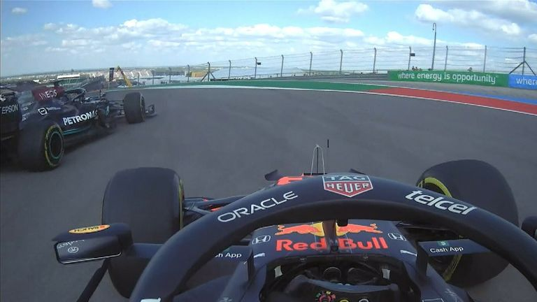 Lewis and Max to go wheel-to-wheel quite this early in the weekend!
