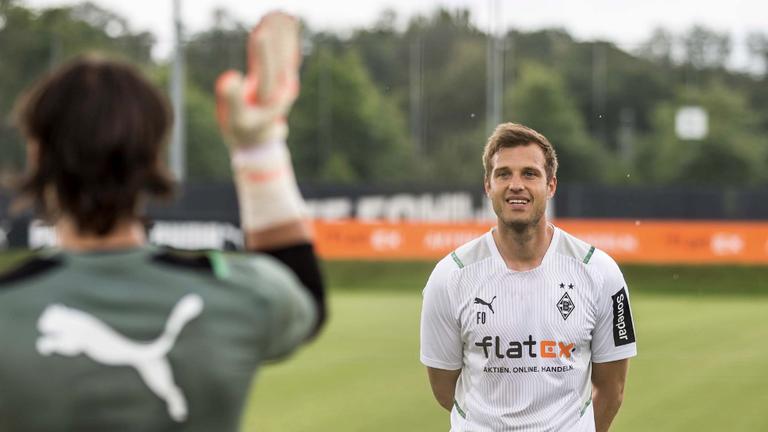 Borussia Monchengladbach goalkeeper coach Fabian Otte [Credit: Gladbach]