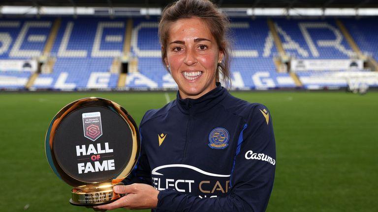 Fara Williams made 172 appearances for England