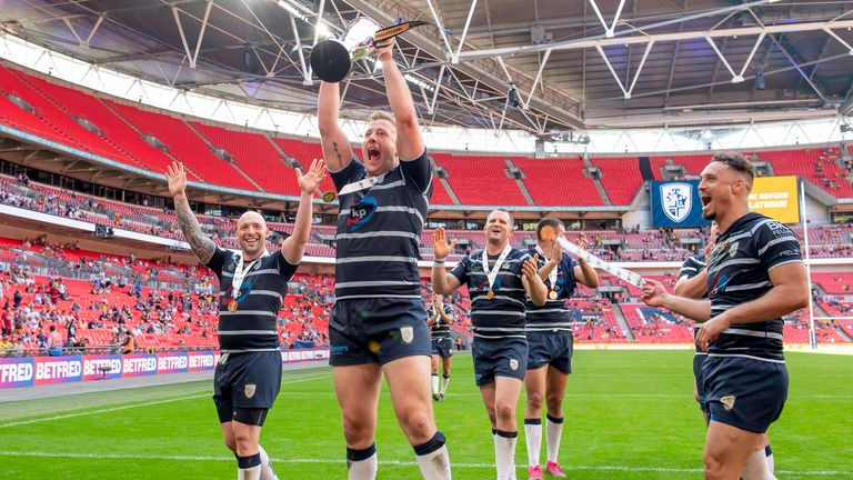 Featherstone have already celebrated 1895 Cup success this season