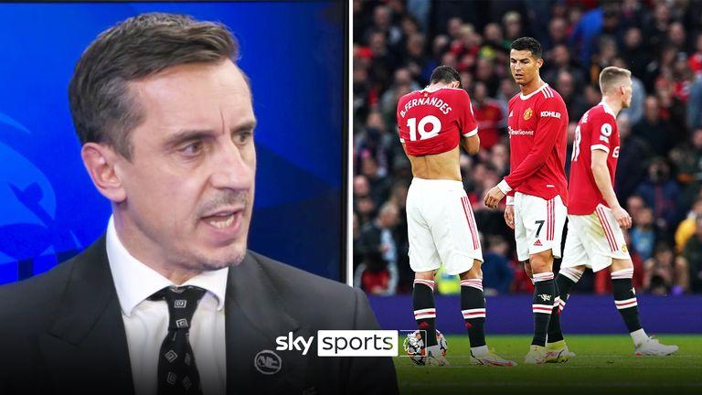 Neville's damning verdict on United
