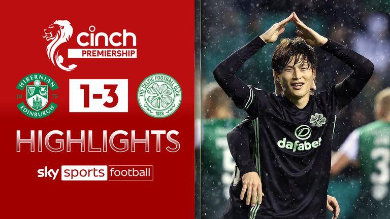 Hibs 1-3 Celtic