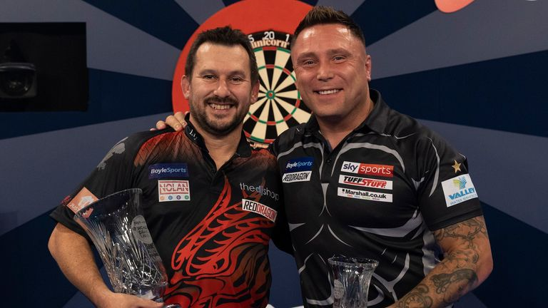 Welsh players are dominating the darting landscape right now, currently holding the World Championship, Premier League and Grand Prix titles
