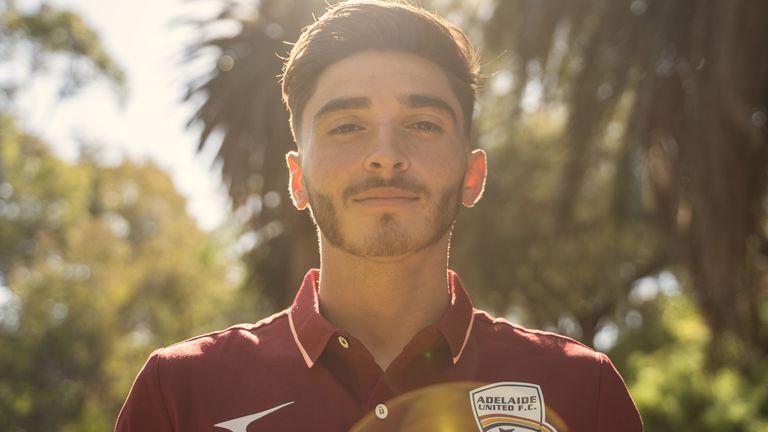 Joshua Cavallo, Adelaide United